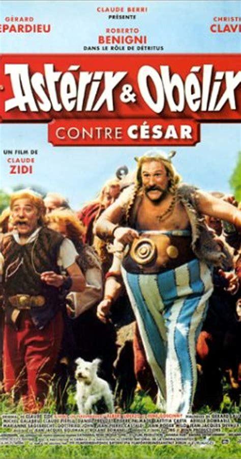 asterix  obelix  caesar