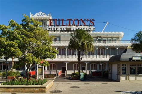 fulton s crab house fulton s crab house at disney springs closing for major remodel later this year