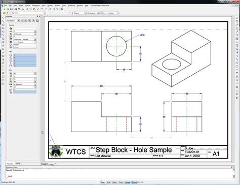 draftsight architectural templates draftsight floor plan tutorial