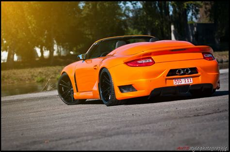 Ruf Porsche 911 Turbo by Ruf Porsche 911 997 Turbo Cabrio By Rsquattro Autoblog Gr