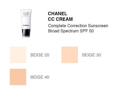 Harga Chanel Vitalumiere Foundation chanel cc complete correction spf 50 20 beige