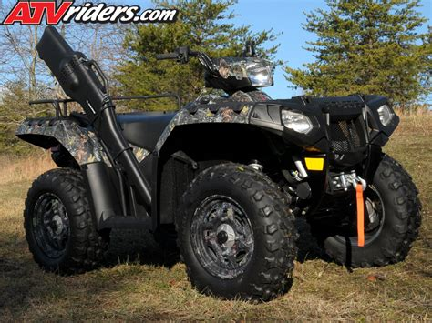 polaris atv 2009 polaris sportsman 550xp utility atv long term test