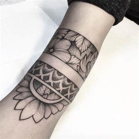bamboo tattoo in bali 50 tatuajes de brazaletes estilos y significado