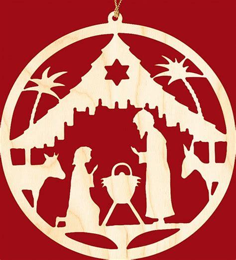 Fensterbilder Weihnachten Beleuchtet Mit Timer by Fensterbild Weihnachten Christgeburt Rund Basteln 1