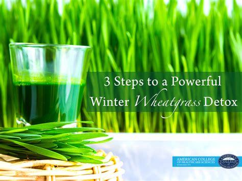 Wheatgrass Detox Liver by 3 Steps To A Powerful Winter Wheatgrass Detox