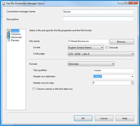 csv format mm dd yyyy ssis how do i import mm dd yyyy values in a file to a