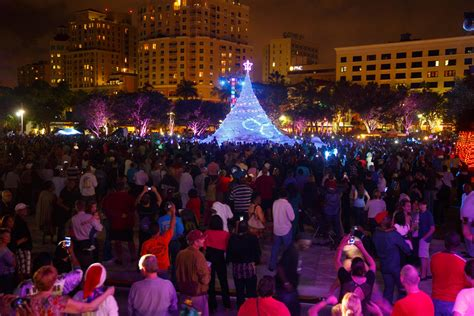 holiday season events in west palm beach visitwpb