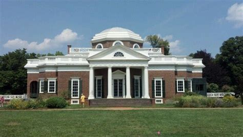 home of jefferson charlottesville virginia