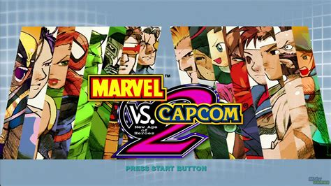 marvel vs capcom 2 marvel vs capcom 2 combo animated