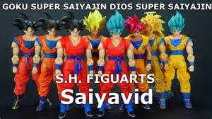 goku super saiyajin dios super saiyajin figuarts dragon ball review en espa 241 ol