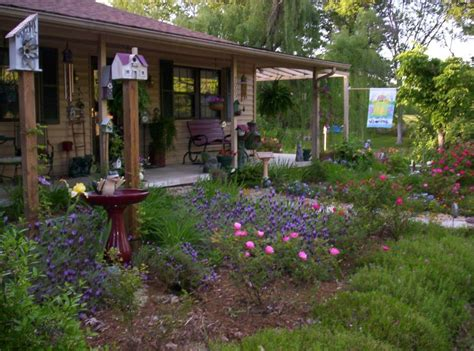 cottage backyard be a cottage garden renegade yard ideas blog yardshare com
