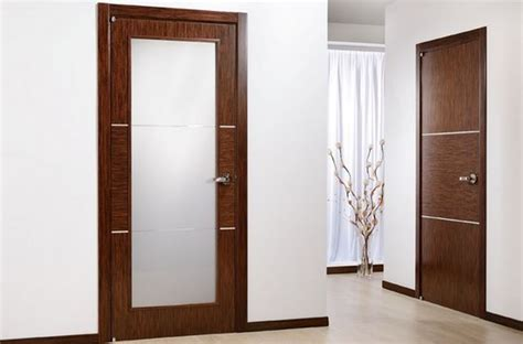 Porte Maison Interieur by Porte Int 233 Rieure Moderne Deco Maison Moderne
