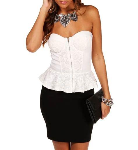 imagenes chidas que esten de moda modelos de blusas peplum un estilo que no pasar 225 de moda