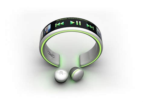 Portable Mp3 PLayer Concept For Next Generation Users ? Interior Design, Design News and