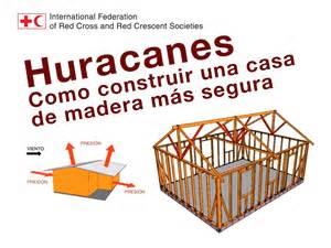 Como Disenar Una Casa Huracanes Como Construir Una Casa De Madera M 225 S Segura