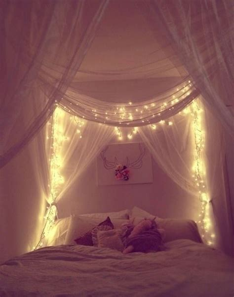 20 Best Romantic Bedroom With Lighting Ideas House Decoration Lights For Bedroom