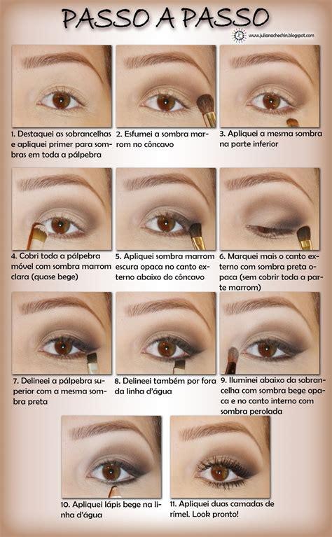 tutorial de c mil faces tutorial de maquiagem marrom b 225 sica