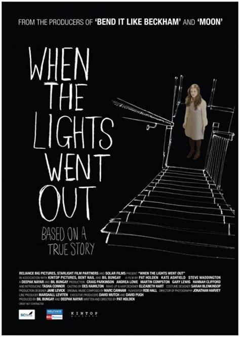 posters quot when the lights go out quot swing and a miss