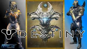 Destiny beating the vault of glass templar with 2 players on hard