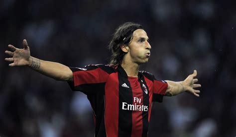 Ac Milan Zlatan Ibrahimovic sport images gallery zlatan ibrahimovic a c milan
