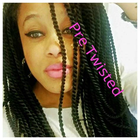 crochet pre twisted hair crochet braids pre twisted senegalese black hair