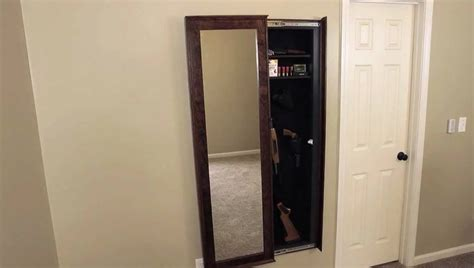 Safe In Closet by Walk In Closet Gun Safe Home Design Ideas
