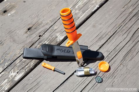 review cold steel survival edge knife recoil offgrid