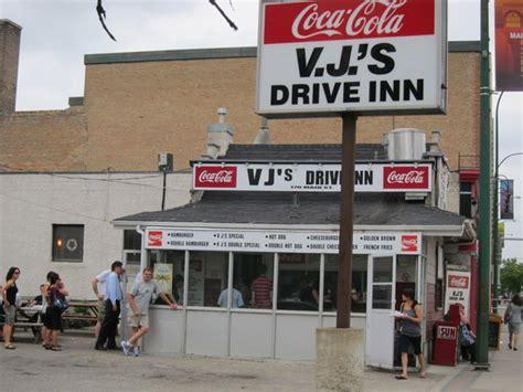 Pdf Best Restaurants In Winnipeg vj s drive inn winnipeg downtown winnipeg restaurant