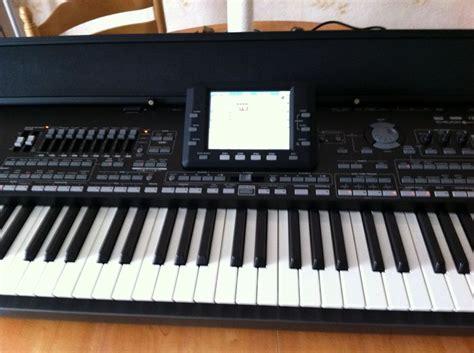 Keyboard Korg Pa Series korg pa3x 61 image 888377 audiofanzine