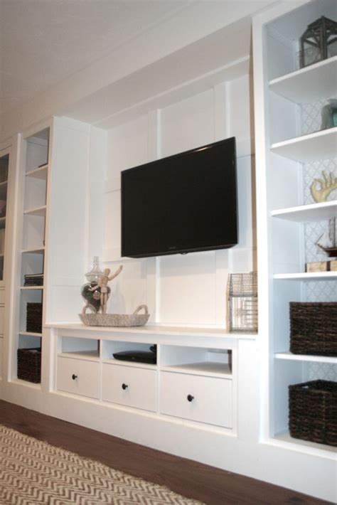 tv shelf design best 25 custom entertainment center ideas on pinterest