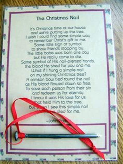printable christmas nail poem christmas nail poem holiday christmas parties