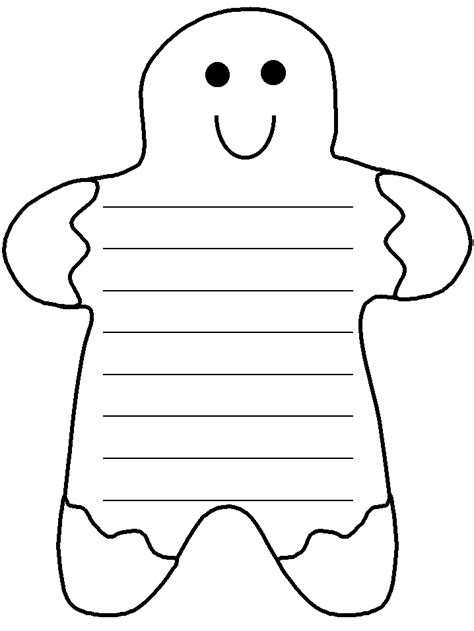 gingerbread man printable activities for preschool gingerbread man activity worksheet