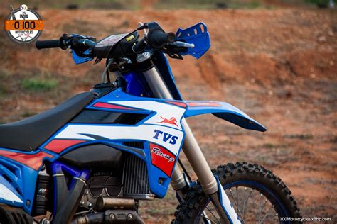 tvs motocross bikes bike 31 tvs rtr 300 fx the indigenous motocross bike