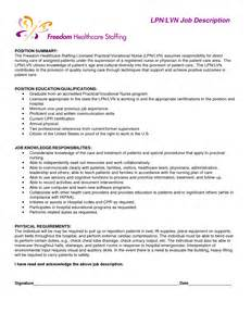 Resume Samples Lpn by Resume For A Lpn