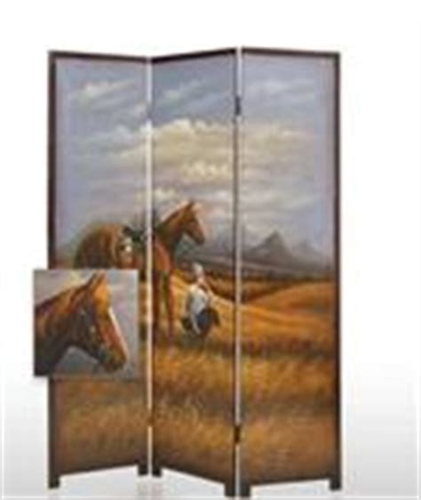 western room dividers painted western sunset room dividers