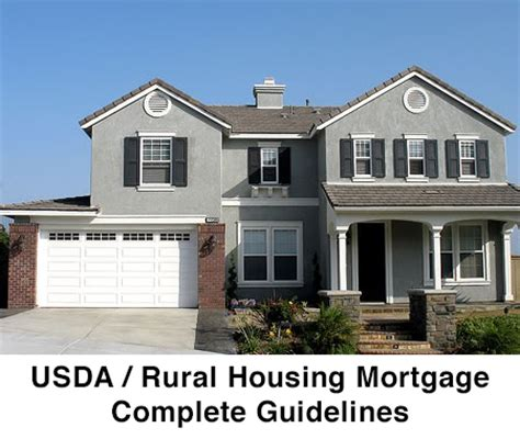 fha rural housing loan 28 usda rural housing service usda rural housing loans archives get fha va usda