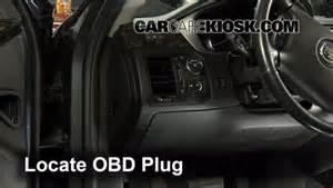 Cadillac Check Engine Light Obd 20plug Png