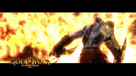 Bd Ps4 Second God Of War Remastered im 225 genes de god of war 3 remastered para ps4 3djuegos