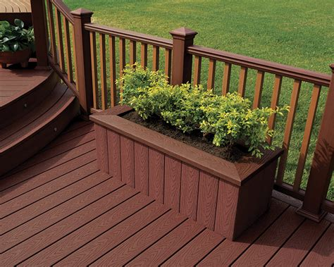 Fence Planters Home Depot by Trex Color Selector Select Your Composite Decking Colors