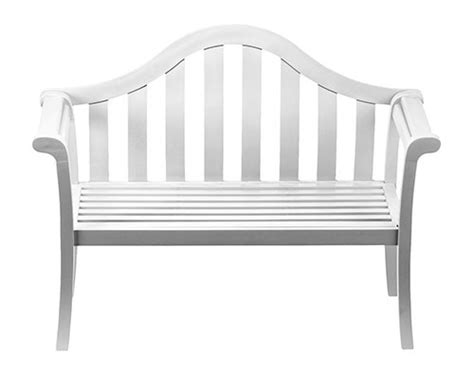 white porch bench contemporary white arched porch bench patio furniture