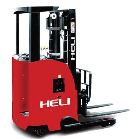 Distributor Reach Truck Murah heli forklift supplier