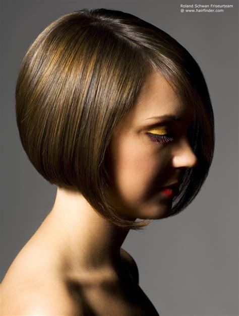 volume bob hair short bob with gradation on the back for volume