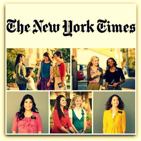 imagenes de misioneras sud the new york times destaca incremento de misioneras