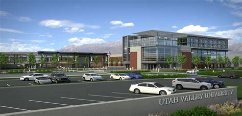 Usu Mba Thanksgiving Point by Uvu Business Building 171 Method Studio Utah Architecture Firm
