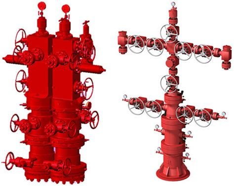 wellhead and christmas tree equipment newcore global pvt