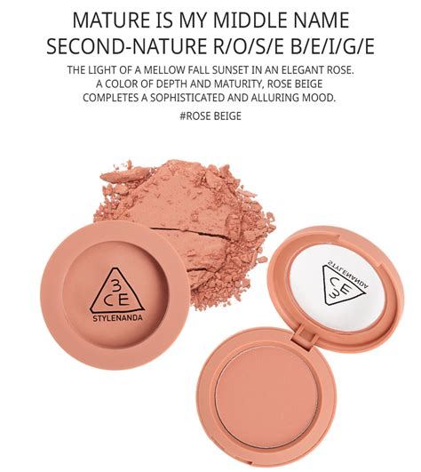 3ce Mood Recipe Blush 3ce mood recipe blush beige stylenanda