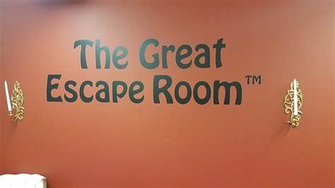 the great room escape the great escape room picture of the great escape room akron tripadvisor