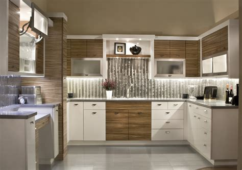 zebra wood cabinets kitchen contemporary zebra wood modern kitchen modern kitchen san luis obispo by phillips floor to ceiling