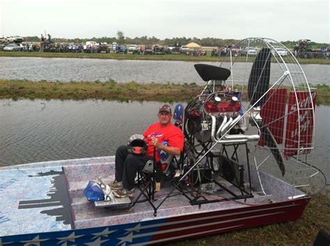 airboat racing racing