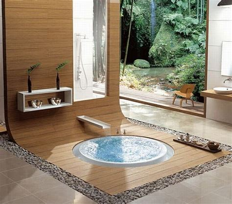 Spa Bathroom Design Ideas Modern Spa Bathroom Design Ideas